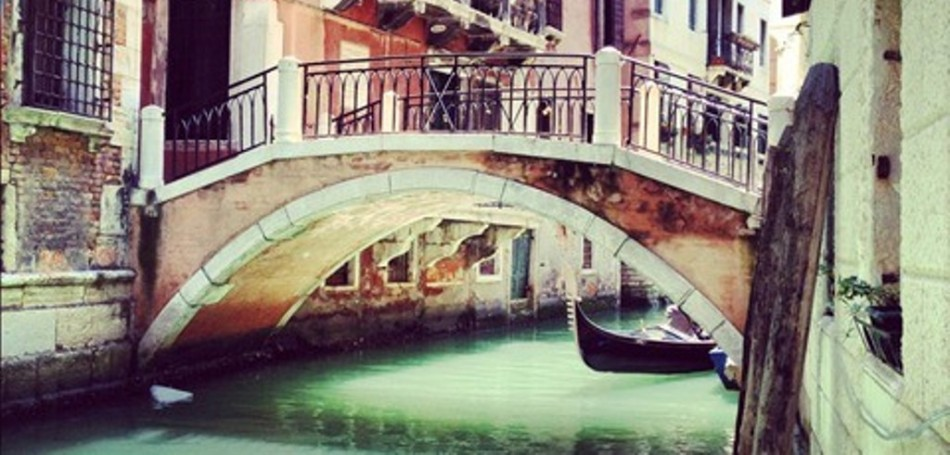Venice Bridge & Gondola
